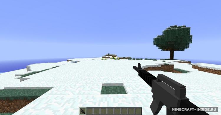 Моды Для Minecraft 1.7.5 На Оружие