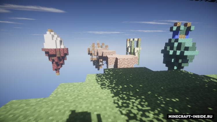 skyway island survival