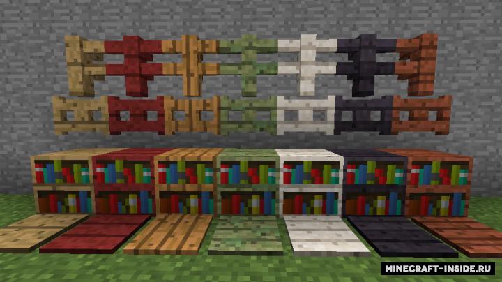 Мод Botania для Minecraft 1 7 1 /1 7 2/1 6 4 » Скачать