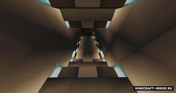 Vault 228 | Убежище 228 [1 8 8] / Бездна / Minecraft Inside