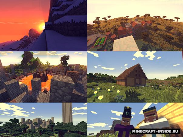 Скачать Minecraft 1.7.10 с модами