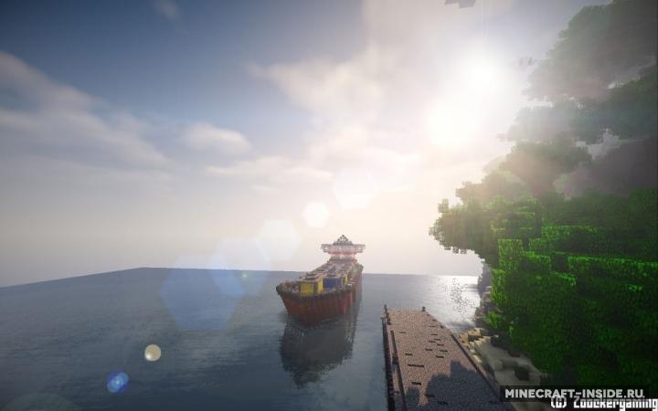 Скачать карту голодные игры для minecraft